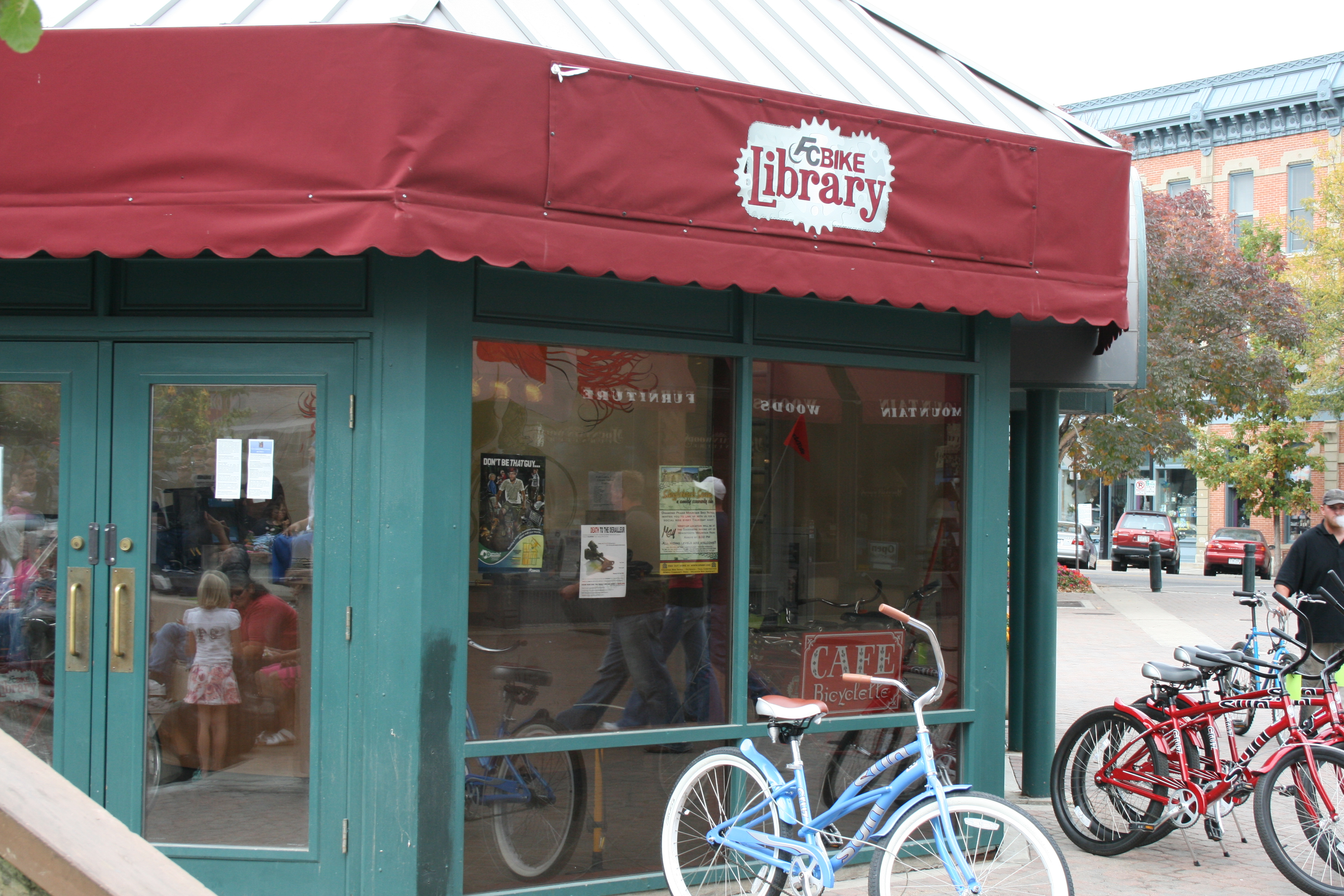 Bike Stores Near Me Fort Collins Colorado to Fort Collins Colorado